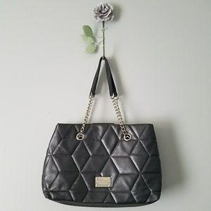9e24f9b9b4c Laster Bags   12 Round Straw Shoulder Bag B2g1f   Poshmark